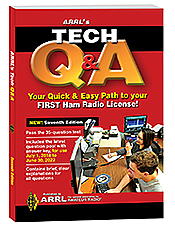 ARRL's Tech Q&A 7th Edition