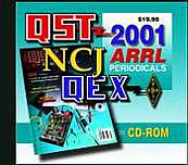 ARRL Periodicals CD-ROM 2001