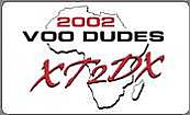 Voodudes XT2DX Burkina Faso (DVD)