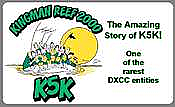 Kingman Reef K5K (DVD)