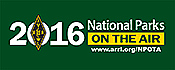 National Parks on the Air Banner