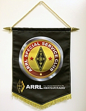 Banner Flag ARRL Special Service Club
