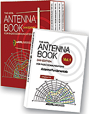 ARRL Antenna Book (Boxed Set)