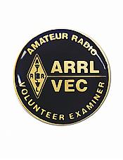 Volunteer Examiner Pin