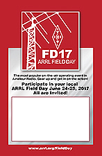 Field Day Poster (2017)