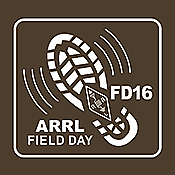 Field Day Sticker (2016)