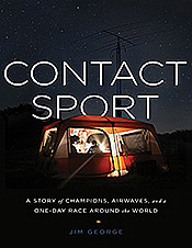 Contact Sport (Hardcover) (Greenleaf)