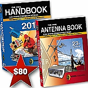 Handbook and Antenna Book (softcover editions)