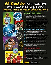 Ham Radio Youth flyer (pack of 25)