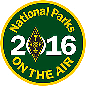 National Parks on the Air Patch
