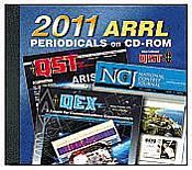 ARRL Periodicals CD-ROM 2011
