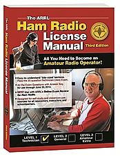 ARRL Ham Radio License Manual 3rd Edition