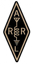 ARRL Diamond Membership Decal