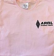 ARRL Pink T-Shirt (Ladies)