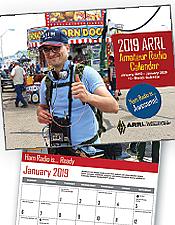 ARRL Calendar 2019
