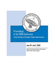 Conference of the Society of Amateur Radio Astronomer 2008