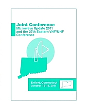 Microwave Update 2011 and 37th Eastern VHF/UHF Conference