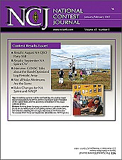 NCJ -- National Contest Journal