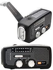 Eton Microlink FR160 Radio