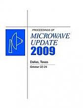 Microwave Update 2009