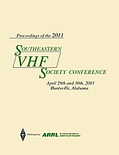 Southeastern VHF Society Conference 2011