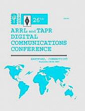 ARRL and TAPR Digital Communications Conference 2007