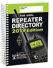 The ARRL Repeater Directory 2019