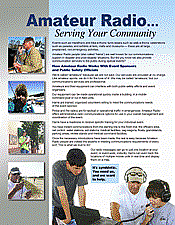 Serving your Community flyer (pack of 25)