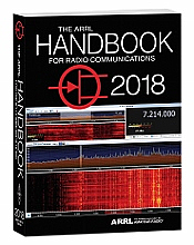 ARRL Handbook 2018 (Hardcover)