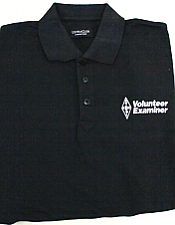 Volunteer Examiner Polo Shirt