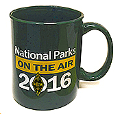 National Parks on the Air Mug