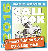 Radio Amateur Callbook CD-ROM (Summer 2016)