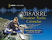 ARRL Calendar 2018